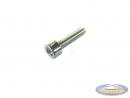 Allen bolt M6x30 galvanised for handlebar clamp old model front fork