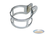 Exhaust clamp 60mm universal chrome