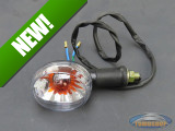 Indicator universal right front / left rear with clear lens