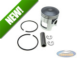 Piston 70cc 45mm pin 12 Alukit for Tomos A35