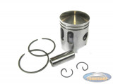 Piston 50cc 38mm pin 12 DMP 45 km/h+ reed valve for Tomos A35