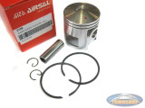 Piston 65cc 44mm pin 12 Airsal for Tomos A35